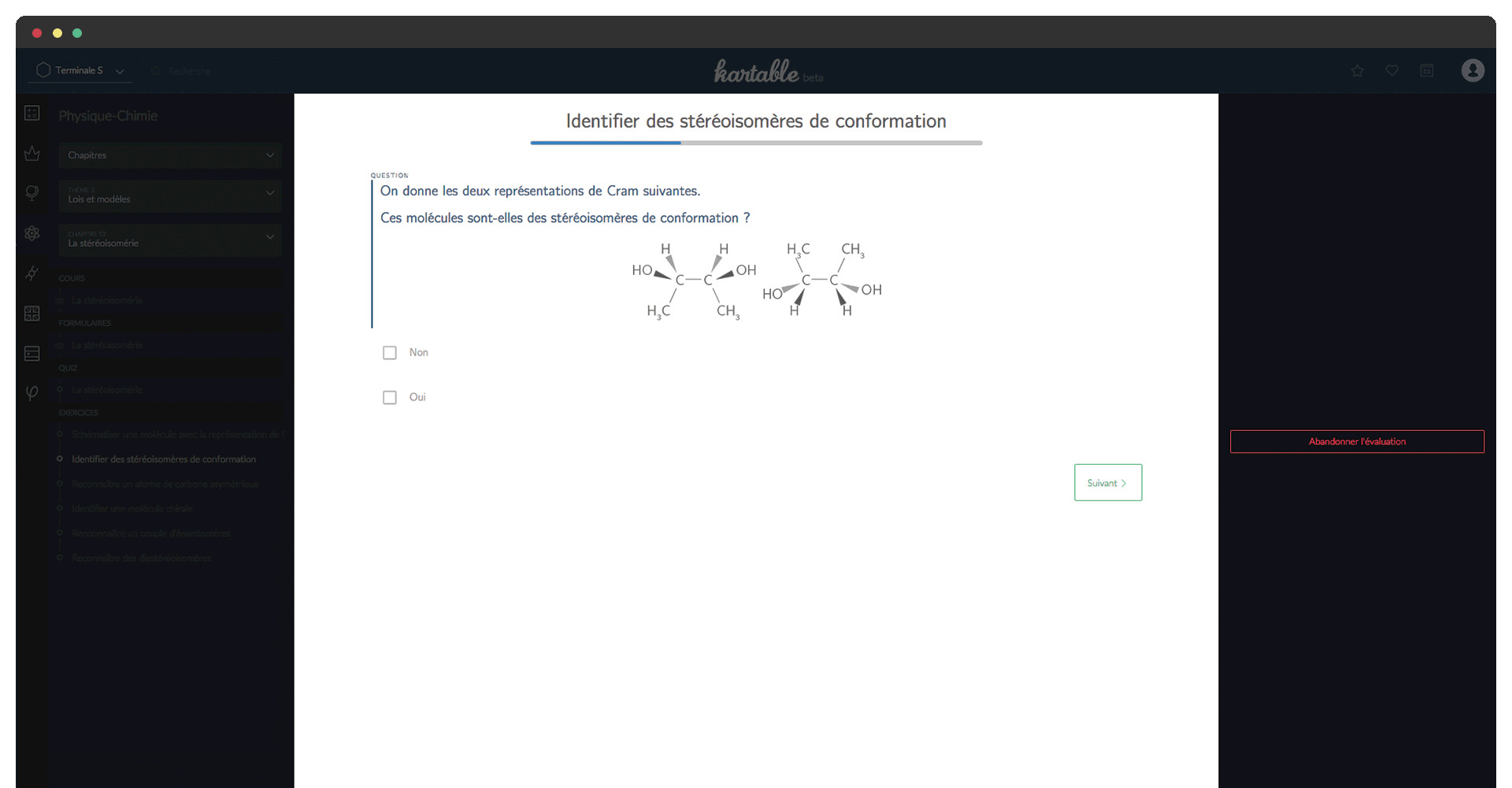 Quiz Evaluation